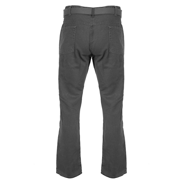 Duke Clothing Cordhose »London Herren Canary Bedrord Kord Hose mit Gürtel«