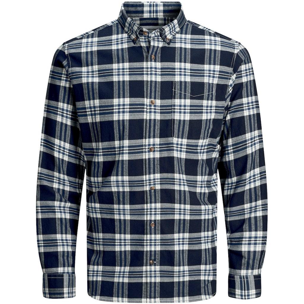 Jack & Jones Karohemd »Classic Check Shirt«