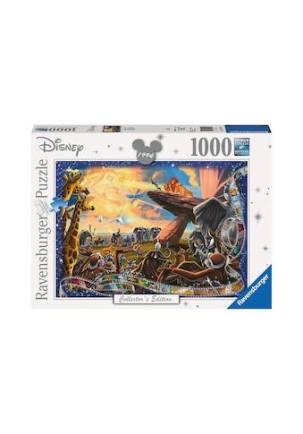 Ravensburger Puzzle »Der König der Löwen« kaufen