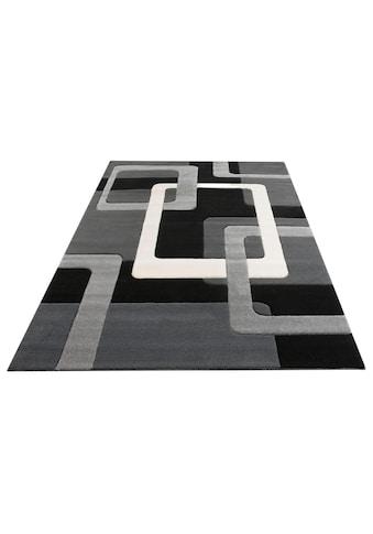 Teppich, »Maxim«, my home, rechteckig, Höhe 13 mm, maschinell gewebt kaufen