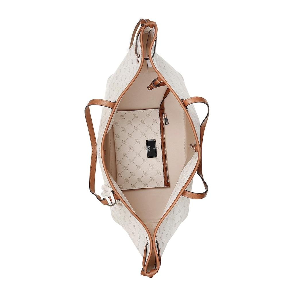 Joop! Shopper »cortina lara shopper xlho«, im XL-Format mit herausnehmbarem Reissverschluss-Täschchen