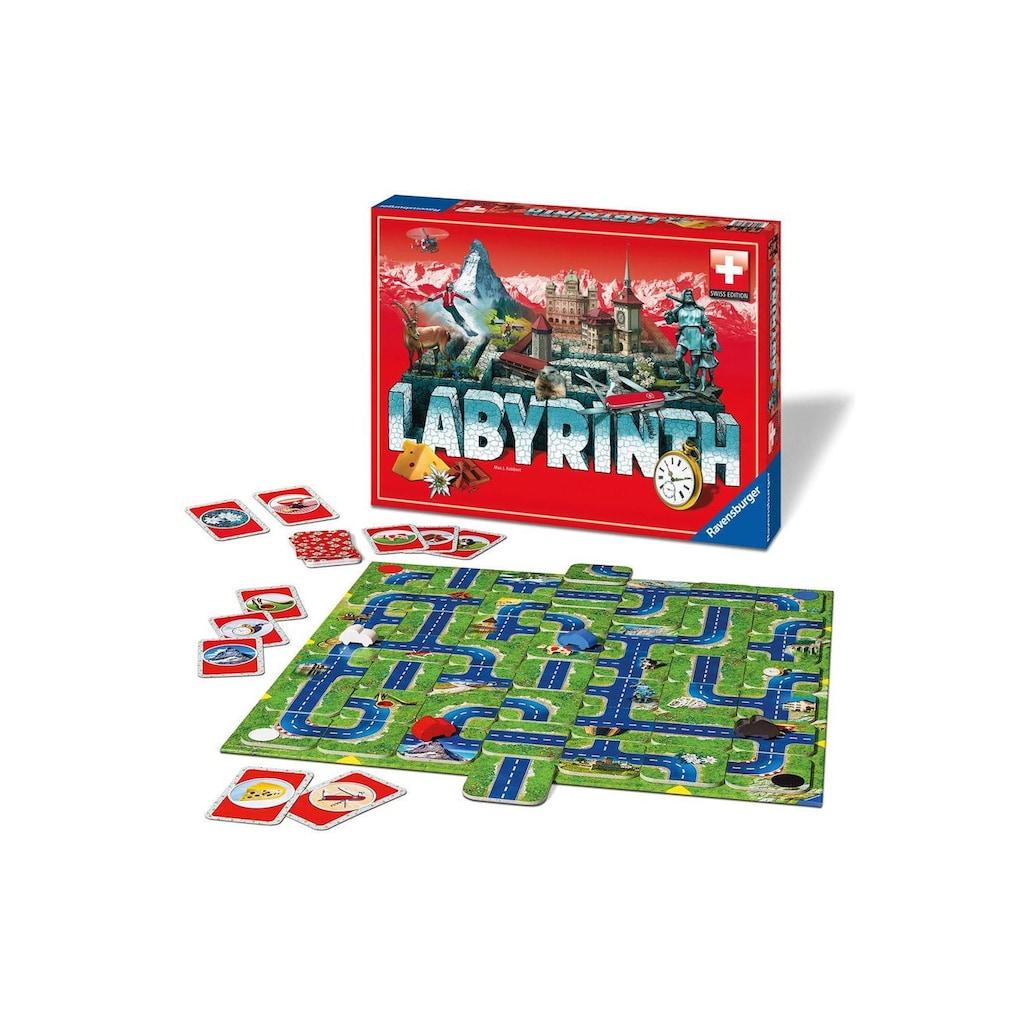 Ravensburger Spiel »Labyrinth Swiss Edition«