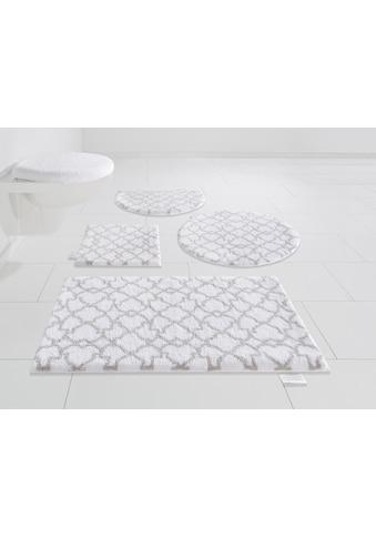 Guido Maria Kretschmer Home&Living Badematte »Birdal«, Höhe 15 mm, rutschhemmend... kaufen