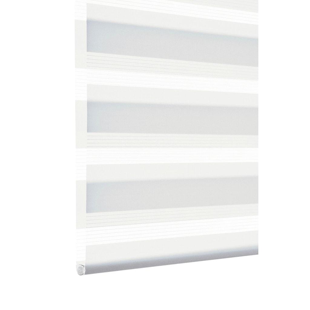 my home Doppelrollo »Duo Klemmrollo«, Lichtschutz, ohne Bohren, freihängend