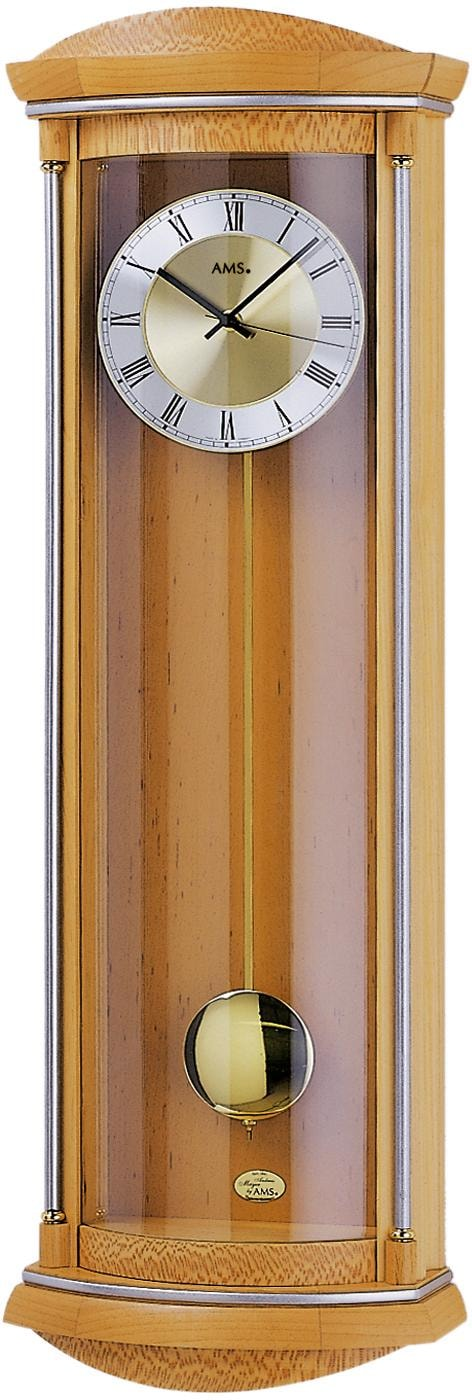 Image of AMS Funk-Pendelwanduhr »F5080/16«