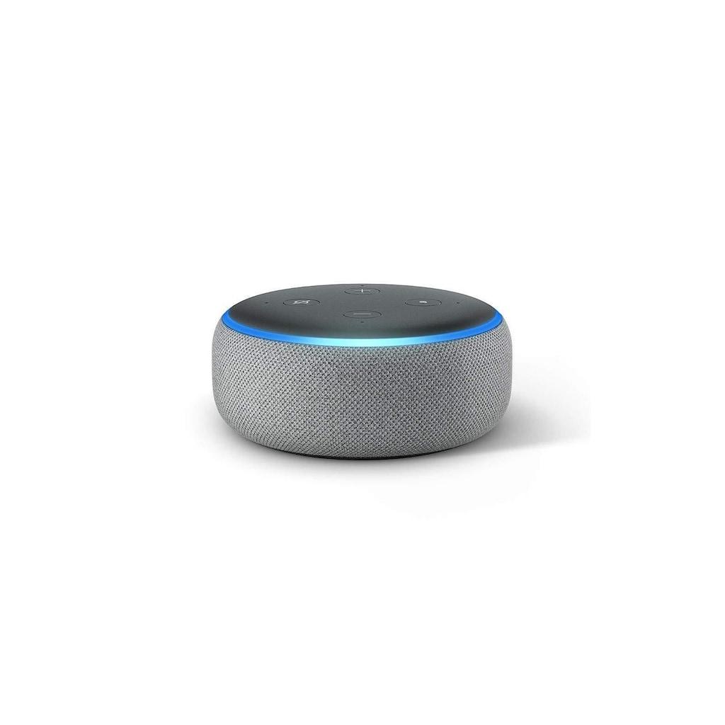 Smart Speaker »Echo Dot (3. Gen.) Hellgrau«