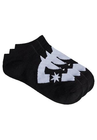DC Shoes Kurzsocken »3 Pack« kaufen