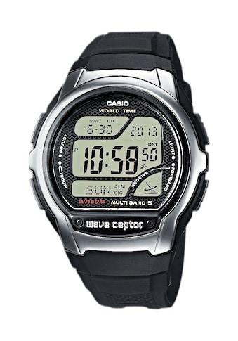Casio Funk Funkchronograph »WV-58E-1AVEF« kaufen