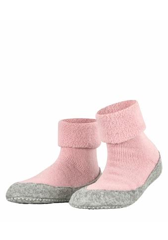 FALKE Socken »Cosyshoe«, (1 Paar), mit Silikonnoppen kaufen