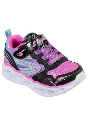 Skechers Kids Sneaker »HEART LIGHTS«, mit blinkender Laufsohle kaufen
