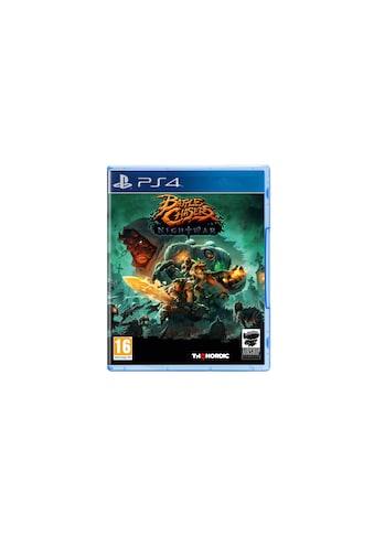 Battle Chasers: Nightwar, THQ kaufen