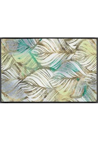 wash+dry by Kleen-Tex Fussmatte »Lapas«, rechteckig, 7 mm Höhe, Schmutzfangmatte, In-... kaufen