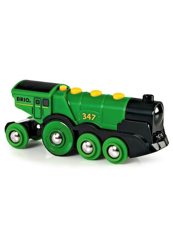 BRIO® Spielzeugeisenbahn-Lokomotive »BRIO® WORLD Grüner Gustav Batterielok«, mit... kaufen
