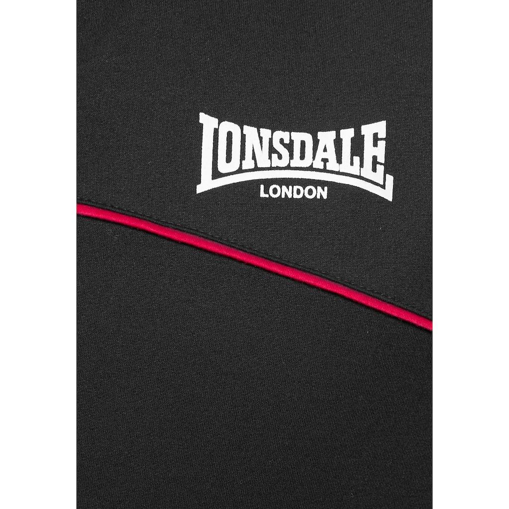 Lonsdale Trainingsanzug »GEDDINGTON«, (Set, 2 tlg.)