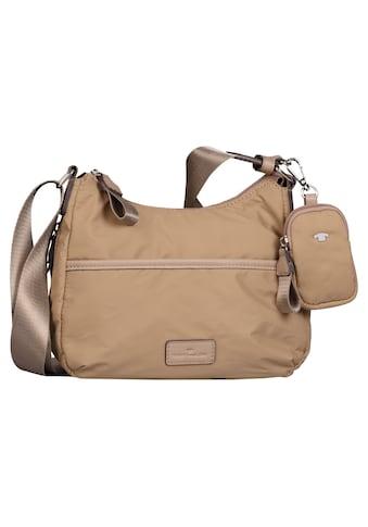 TOM TAILOR Umhängetasche »Beatrice«, mit kleiner, abnehmbaren Reissverschlusstasche kaufen