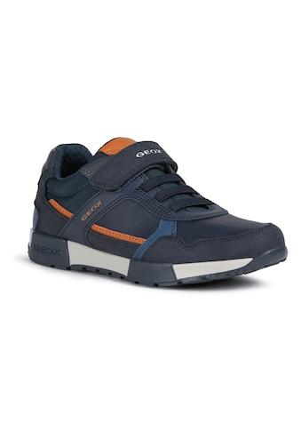 Geox Kids Sneaker »J Alfier Boy«, mit herausnehmbarer Lederinnensohle kaufen