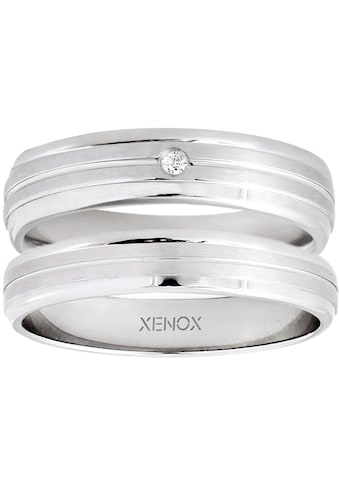 XENOX Partnerring »Xenox & Friends, X2547, X2548«, wahlweise mit oder ohne Zirkonia kaufen