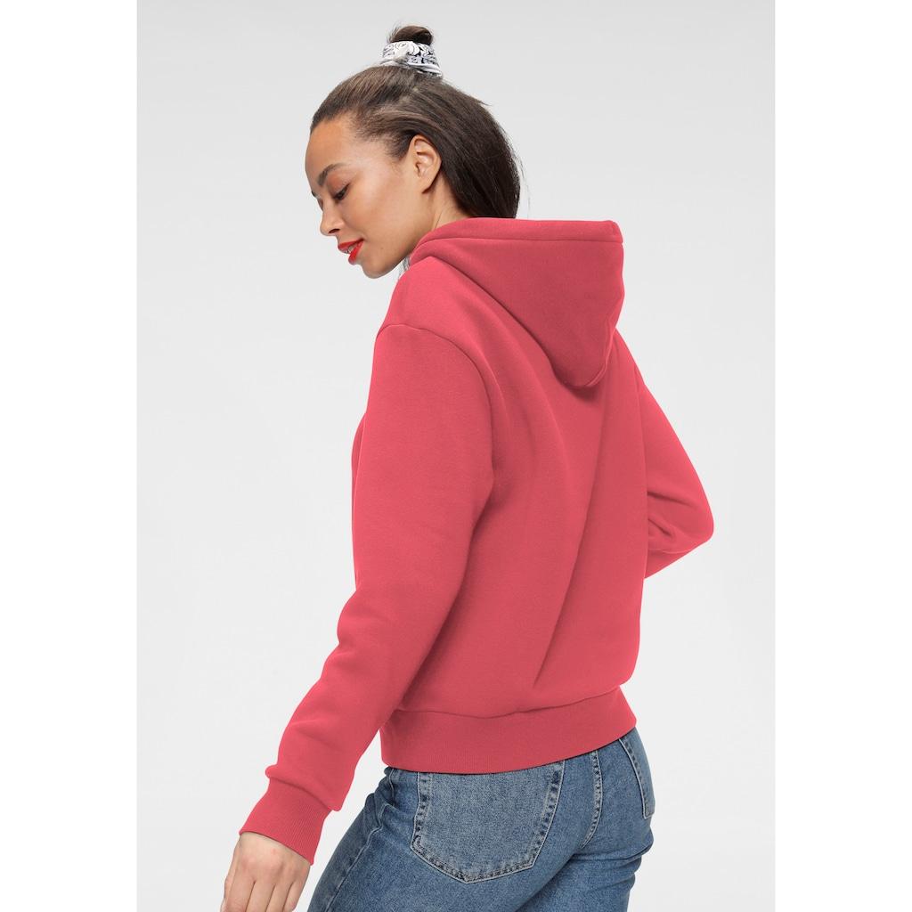 Converse Kapuzensweatshirt »WOMENS EMBROIDERED STAR«