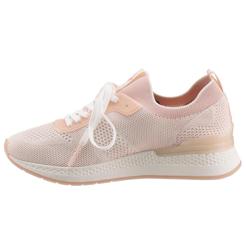 Tamaris Slip-On Sneaker »Fashletics«, mit Wechselfussbett