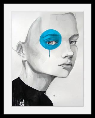 Bild »Gesicht« online shoppen | Jelmoli-Versand