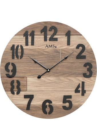 AMS Wanduhr »W9569« kaufen