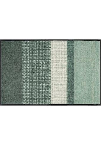 wash+dry by Kleen-Tex Fussmatte »Lynna«, rechteckig, 7 mm Höhe, Schmutzfangmatte, In-... kaufen