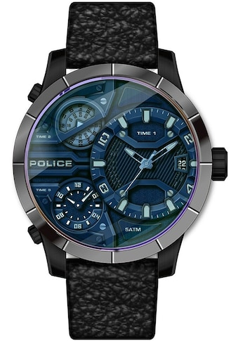 Police Multifunktionsuhr »Bushmaster, PEWJB2110640« kaufen