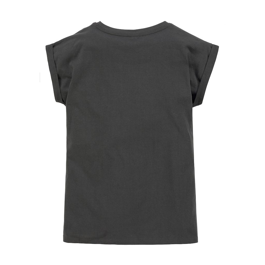 Arizona T-Shirt »MOONLIGHT«, in legerer Passform