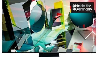 Samsung GQ65Q950T QLED - Fernseher (163 cm / (65 Zoll), 8K, Smart - TV kaufen