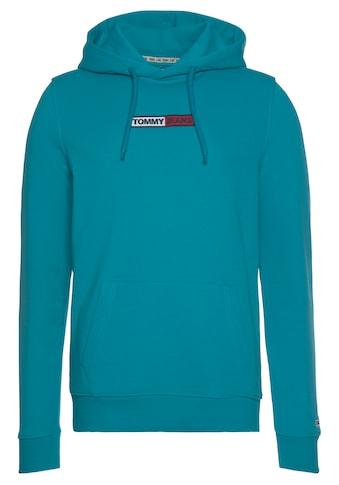 Tommy Jeans Kapuzensweatshirt »TJM EMBROIDERED BOX HOODIE« kaufen