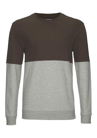 edc by Esprit Sweatshirt, mit Rundhals kaufen