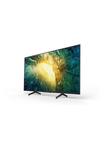 "Sony LCD-LED Fernseher »KD-43X7055«, 109 cm/43 "" kaufen"
