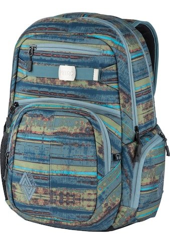 NITRO Schulrucksack »Hero, Frequency Blue«, mit Laptopfach kaufen
