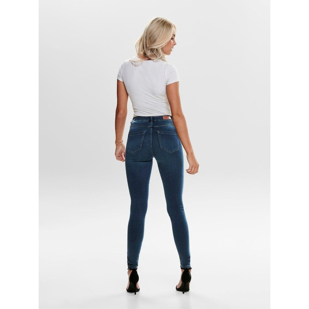 Only High-waist-Jeans »ROYAL«