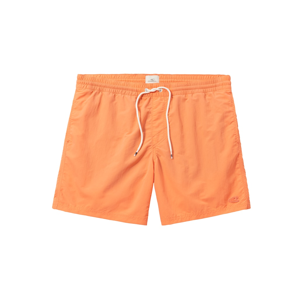 O'Neill Badeshorts, in coolen Unifarben