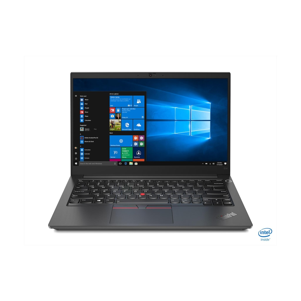 Lenovo Notebook »ThinkPad E14 Gen. 2 (Intel)«, ( 512 GB SSD)