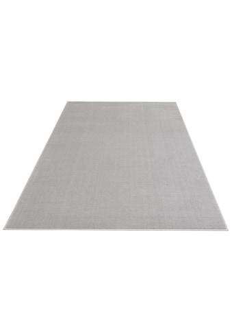 my home Teppich »Paddy«, rechteckig, 7 mm Höhe, Uni Teppich, Wohnzimmer kaufen