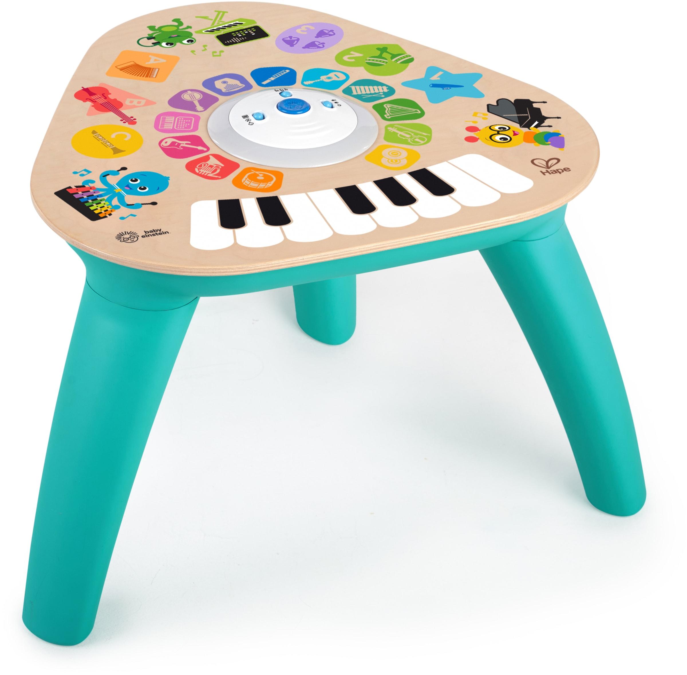 Image of Baby Einstein Spielzeug-Musikinstrument »Magischer Touch Spieltisch«, mit Soundfunktion
