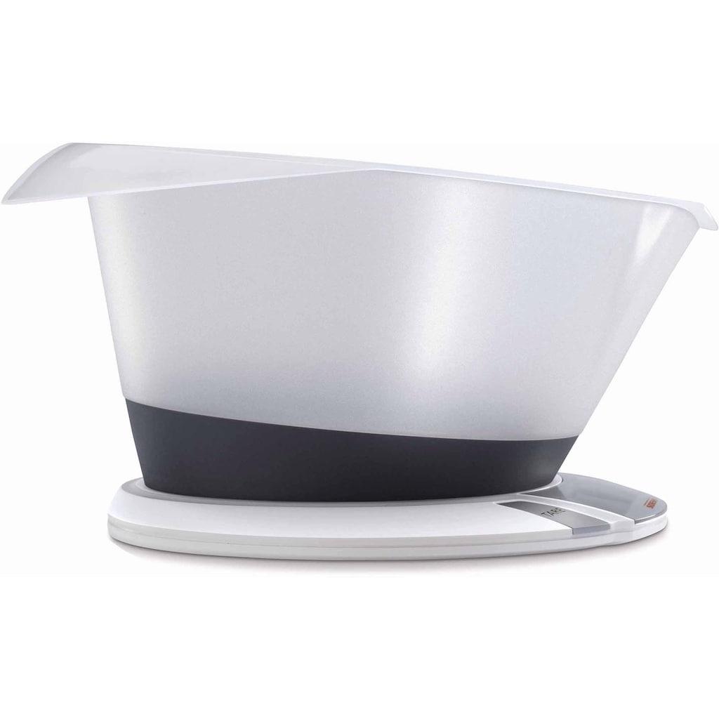 Soehnle Küchenwaage »Olympia Plus«, mit grosse Rührschüssel