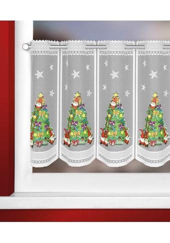 WILLKOMMEN ZUHAUSE by ALBANI GROUP Panneaux »Weihnachtsbaum«,... kaufen