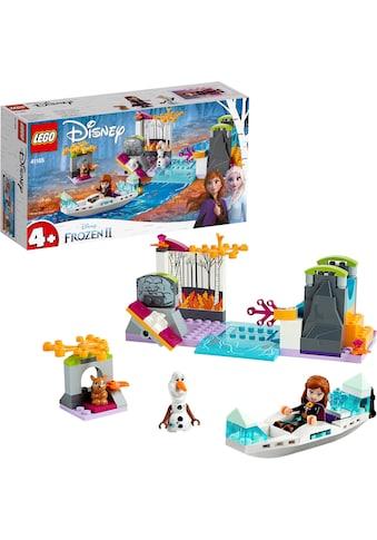 LEGO® Konstruktionsspielsteine »Annas Kanufahrt (41165), LEGO® Disney Princess«, (108... kaufen
