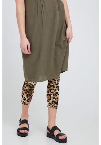 fransa Leggings »Fransa Leggings mit Print«, Leggings mit Gummizug kaufen