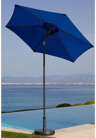 KMP Sonnenschirm »Push up Schirm Rom«, abknickbar, ohne Schirmständer kaufen