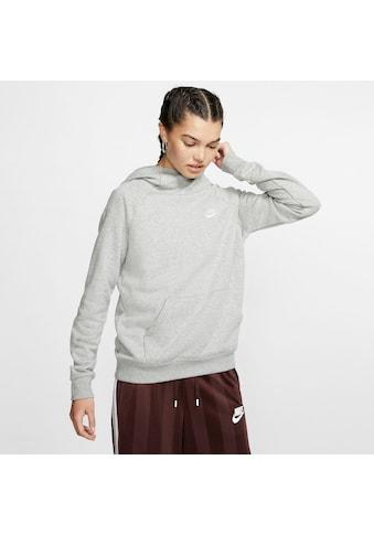 Nike Sportswear Kapuzensweatshirt »Essential Women's Funnel-Neck Fleece Pullover Hoodie« kaufen