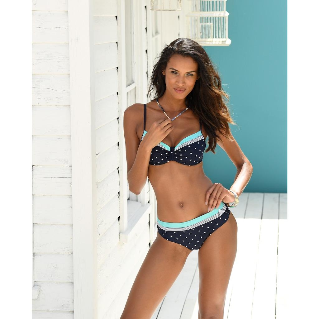 LASCANA Bügel-Bikini-Top »Monroe«