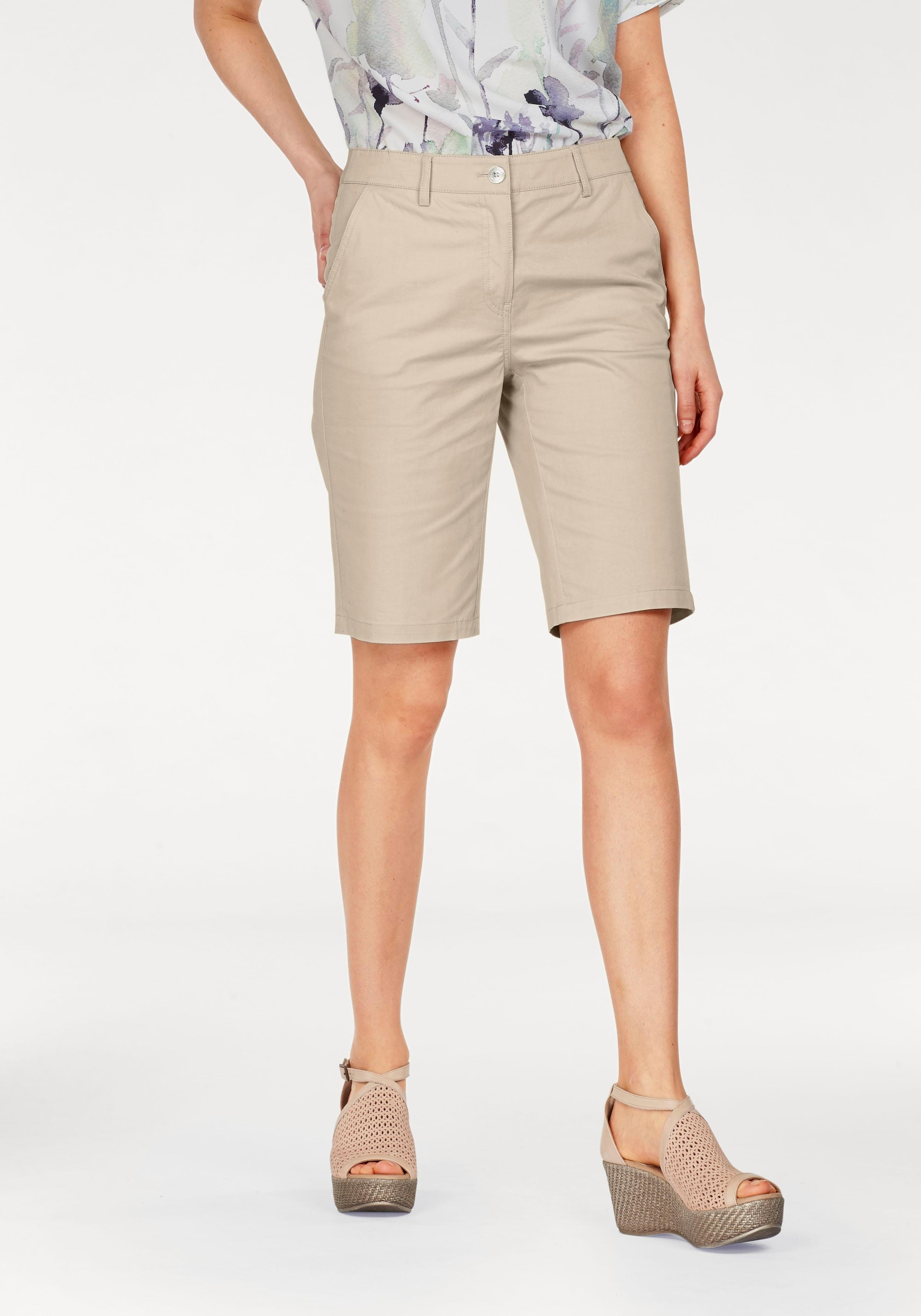 Image of Aniston CASUAL Bermudas