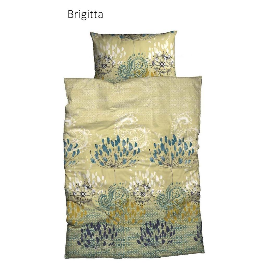 Nobilium Kissenbezug »Brigitta«, (1 St.), MADE IN GREEN by OEKO-TEX®