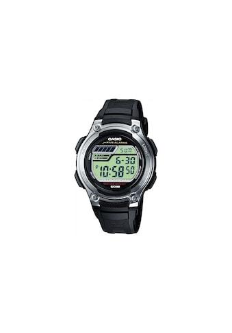 CASIO Watch »Armbanduhr W-212H-1AVES«,  kaufen