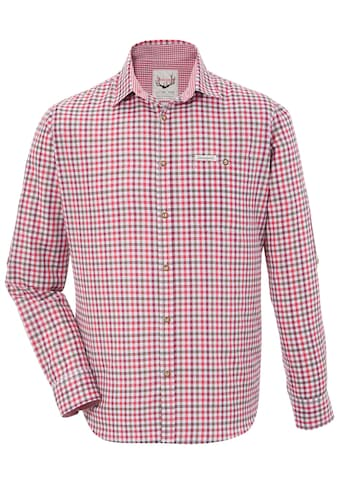 Stockerpoint Trachtenhemd, mit Krempelärmel kaufen