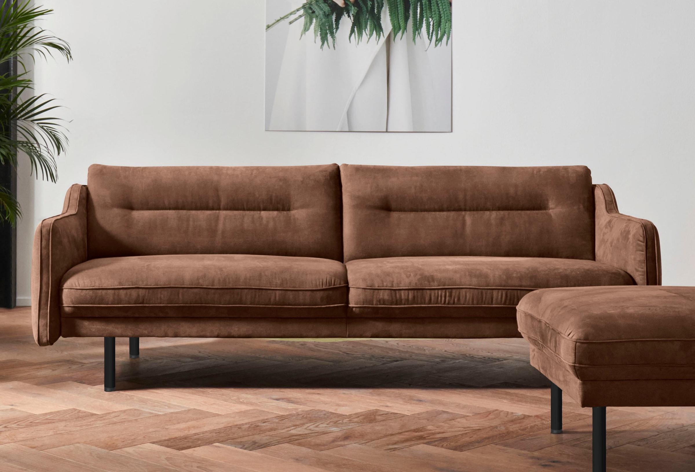Image of andas 2,5-Sitzer »Nordfyn«, edles Design in 3 Bezugsqualitäten, Design by Morten Georgsen